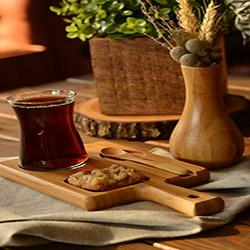 Bambum Tabi Sunum Tabağı - 23x12 cm