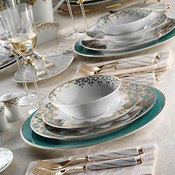 Kütahya Porselen 8839 97 Parça İris Yemek Takımı