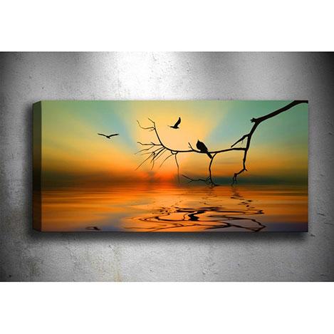 Resim  Tablo Center Y291795 Kanvas Tablo - 30x90 cm