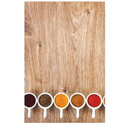 Brillant 101 Spices Mutfak Halısı - 130x200 cm