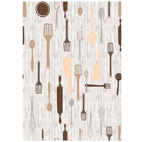 Resim  Brillant 101 Tools Mutfak Halısı - 130x200 cm