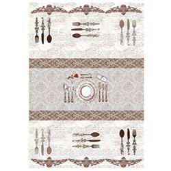 Brillant 101 Dinner Mutfak Halısı - 100x160 cm