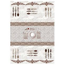 Brillant 101 Dinner Mutfak Halısı - 130x200 cm