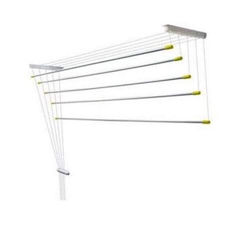 Çukurova Asansörlü 5'li Çamaşır Askısı - 100 cm