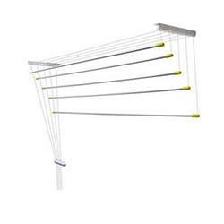 Çukurova Asansörlü 5'li Çamaşır Askısı - 200 cm