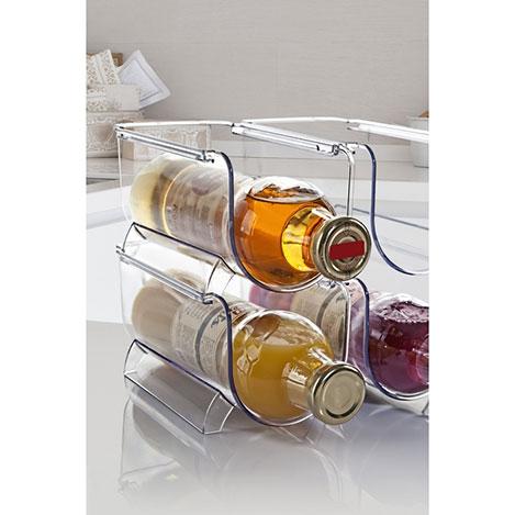 Kitchen World Buzdolabı İçi Pratik Geçmeli Raf