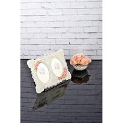 Kitchen World CER-29 Swarovski Taşlı Polyester Çerçeve - 9x13 cm