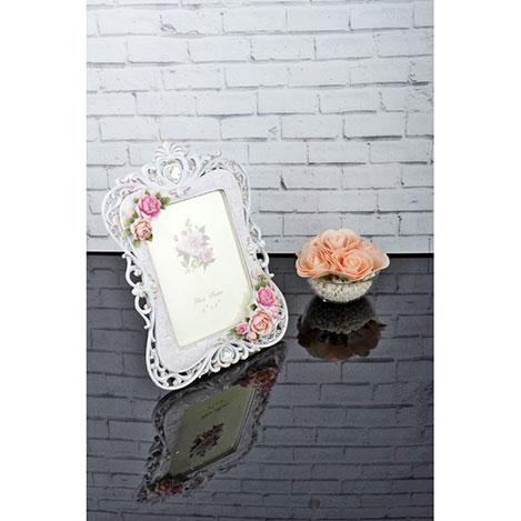 Resim  Kitchen World CER-35 Swarovski Taşlı Polyester Çerçeve - 15x20 cm