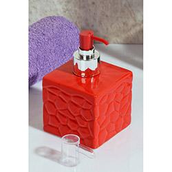 Kitchen World SER-0053 Sıvı Sabunluk - Kırmızı