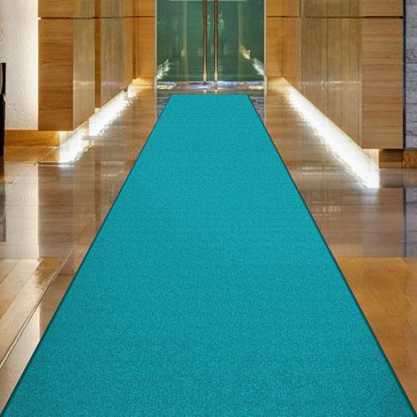 Resim  Confetti Protokol Bukle Yolluk (Turkuaz) - 80x100 cm