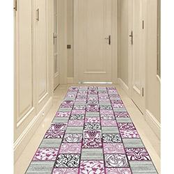 Confetti Ren Bukle Yolluk (Mor) - 80x160 cm