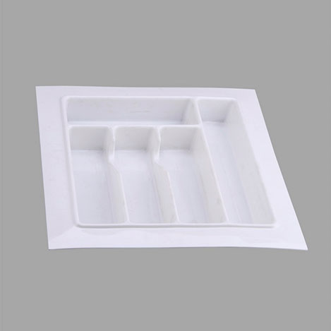 Vomex Çekmece İçi Kaşıklık (Beyaz) - 30x39 cm