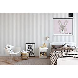 Milky Baby 425-2 Çizgi Desenli Çocuk Duvar Kağıdı (5 m²)