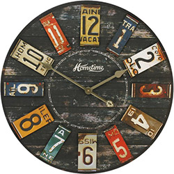 Clock Mango CLKMNG-13 Retro Classic Duvar Saati - 50 cm