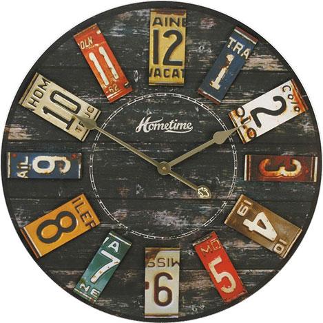 Resim  Clock Mango CLKMNG-13 Retro Classic Duvar Saati - 50 cm