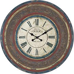 Clock Mango CLKMNG-29 Retro Classic Duvar Saati - 50 cm