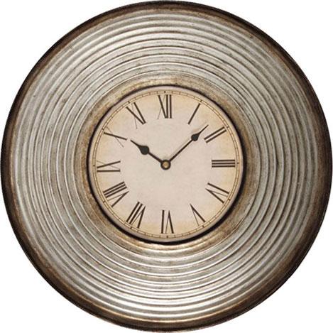 Resim  Clock Mango CLKMNG-154 Retro Classic Duvar Saati - 50 cm