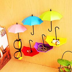 Emka 3'lü Şemsiye Anahtarlık ve Organizer - Asorti