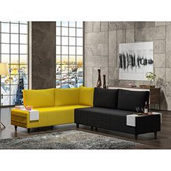 Evdemo AE-5001 İnferno Köşe Takımı - Sarı / Siyah