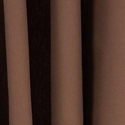 Premier Home 1033 Tek Kanat Fon Perde (Kahverengi) - 130x270 cm