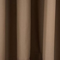 Premier Home 1147 Blackout Tek Kanat Fon Perde (Kahverengi) - 170x270 cm