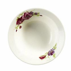 Kütahya Porselen 9417 Desen Bone Jasmine 24 Parça Yemek Seti
