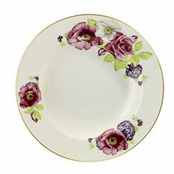 Kütahya Porselen 9414 Desen Bone Jasmine 24 Parça Fileli Yemek Seti