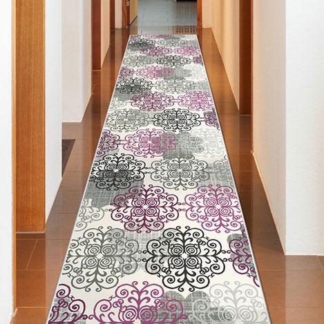 Resim  Confetti Tarsus Halı (Mor) - 120x200 cm
