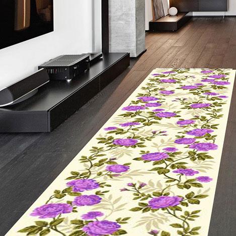 Resim  Confetti Tiber Halı (Lila) - 150x250 cm