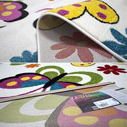 Payidar Roya C250 Kelebekli Modern Halı - 150x233 cm