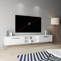 Eyibil Mobilya Arena Tv Sehpası - Beyaz