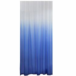 Melodie Tül Perde (Mavi) - 240x260 cm