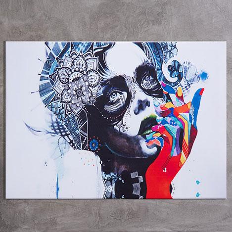 Modacanvas Mo-136 Tablo - 50x70 cm