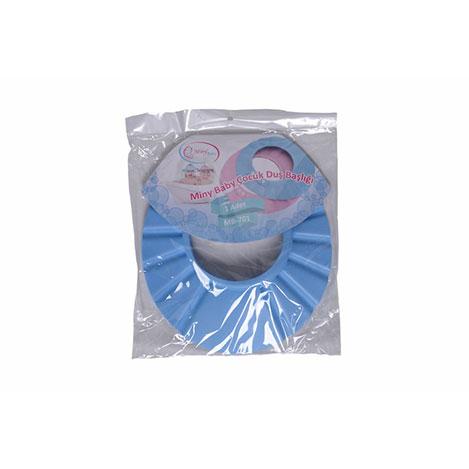 Resim  Miny Baby Bebek Duş Başlığı - Mavi
