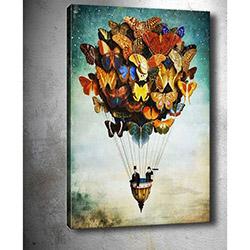 Tablo Center 281 Dekoratif Kanvas Tablo - 30x40 cm