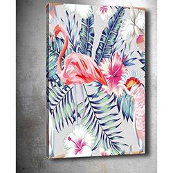 Tablo Center 538460995 Tropikal Kanvas Tablo - 30x40 cm