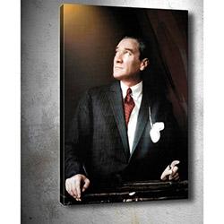Tablo Center ATA010 Atatürk Kanvas Tablo - 30x40 cm
