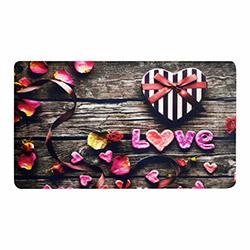 Yeni Nesil Love Kapı Önü Paspası - 40x70 cm
