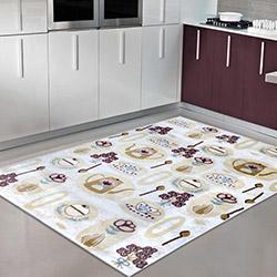 Payidar Evrim EVHB38 Modern Mutfak Halı - 100x300 cm