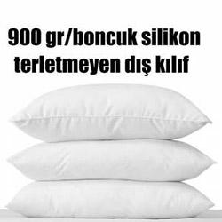 Mcblue Boncuk Silikon Uyku Yastığı - 50x70 cm