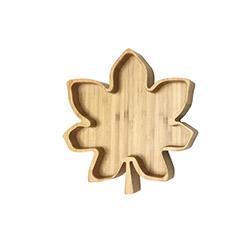 Bambum Lify Çınar Yaprak Tabak