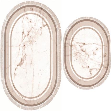 Brillant 10538 Clover 2'li Klozet Takımı