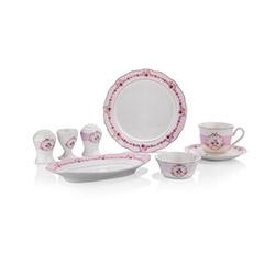 Schafer XXX01 32 Parça Joy Porselen Kahvaltı Takımı