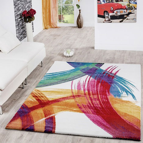 Resim  Merinos PT002-060 k Modern Palet Halı - 120x170 cm