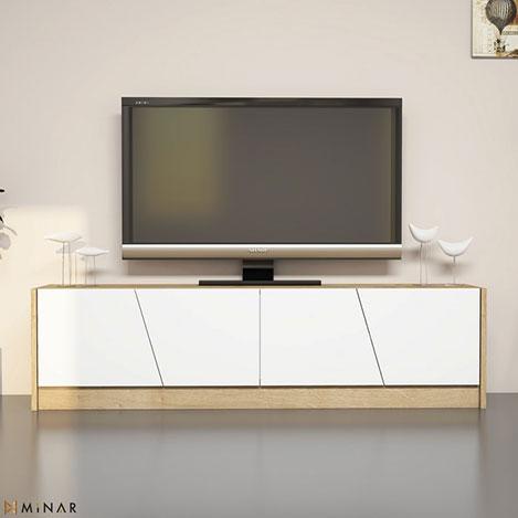 Resim  Minar Gold Tv Ünitesi - Safir