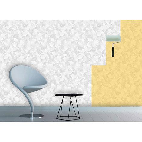 Resim  Halley 204 Boyanabilir Fırça Desen Duvar Kağıdı (5 m²)
