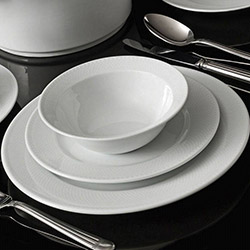 Kütahya Porselen 24 Parça Zümrüt Yemek Takımı