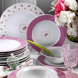 Kütahya Porselen 24 Parça 9382 Dekor Yemek Takımı