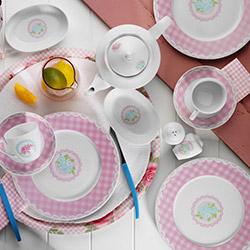 Kütahya Porselen 33 Parça 9378 Dekor Kahvaltı Takımı