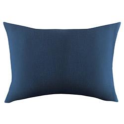 Eponj Home 2'li Flanel Yastık Kılıfı - Mavi